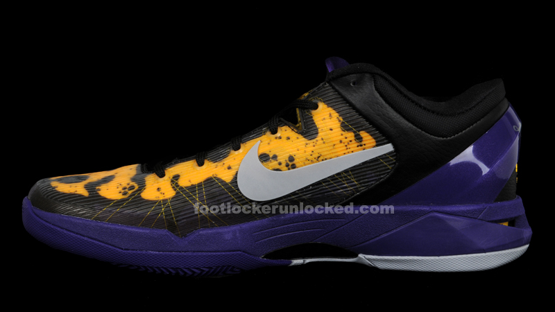 5b0c6d7f83ad Nike Kobe 7 VII Poison Dart Frog Men s Sz 12 Excellent Used See Pics