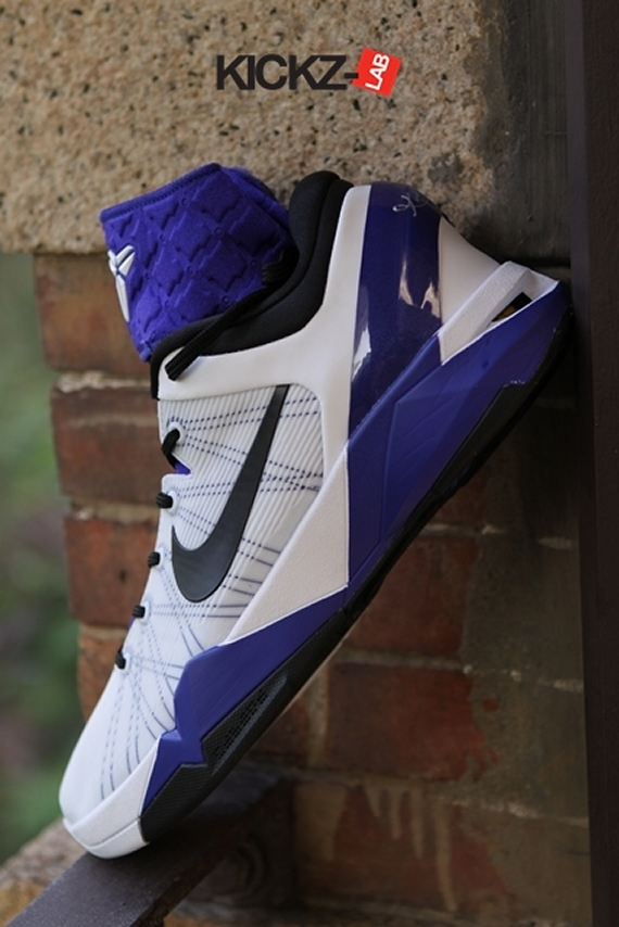 new products 9ef37 6d2aa Nike Zoom Kobe VII Concord – Release Info