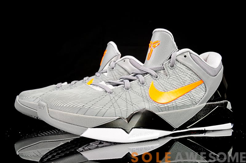 """The graphic of a wolf has been placed on the heel instead of The """"Wolf"""" Nike  Zoom Kobe VII is scheduled to release on March 1 b409241bd443"""