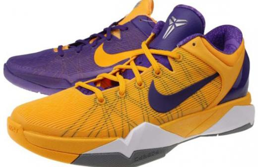 new concept 8e00d 0d198 Nike Zoom Kobe VII (7) Color  Pos Neg Court Purple-Uni Gold-Black (Yin +  Yang) Style  488371-501. Price   140.00
