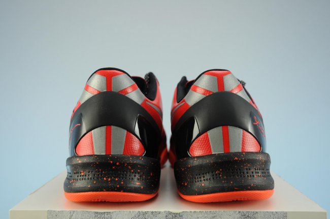 ede3c603544 Nike Kobe VIII (8) System Color  Challenge Red Reflective Silver-Team Orange -Electro Orange Style  555035-600. Release  06 15 2013. Price   150.00