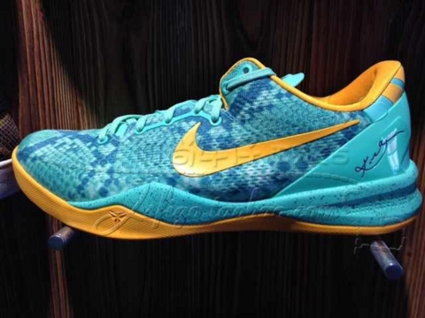 the latest 14c86 6e350 ... pair is a great alternative to the first Pit Viper colorway released  early last month. They are scheduled to release on December 20. Nike Kobe  VIII (8)