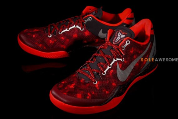 Womens Nike Zoom Kobe 8 Year of the Snake Mamba Army Camo