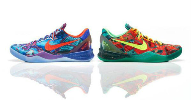 c84ea0a671b Nike Kobe VIII (8) System Color  Electric Orange Volt-Bright Crimson Style   635438-800. Release  12 06 2013. Price   140.00