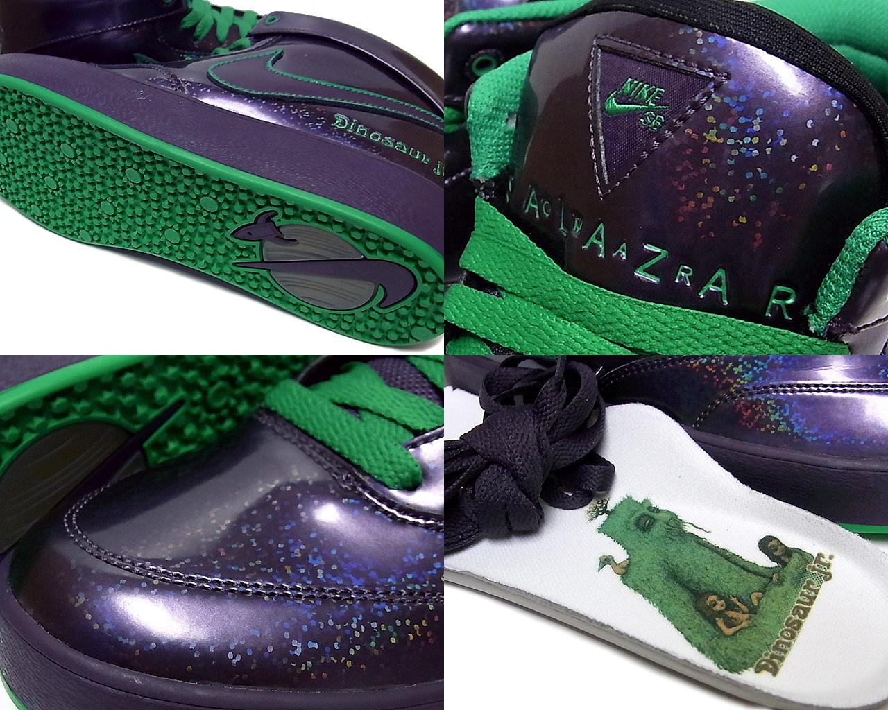 hot sale online 483de b796e nike sb zoom omar salazar qs dinosaur jr. available