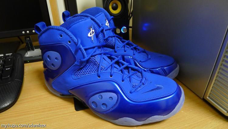 "6ef79575696c7 Nike Zoom Rookie LWP ""Memphis Blues Available Early on eBay"