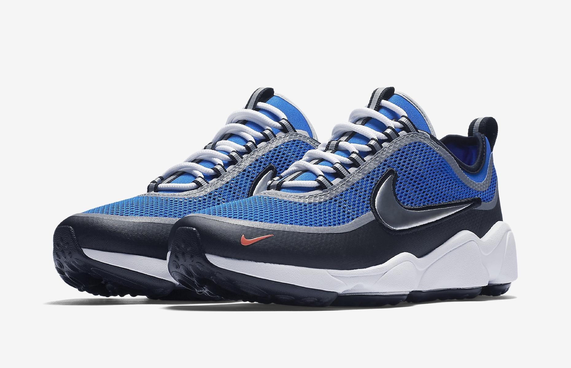 dd3063817cc7 Nike Zoom Spiridon Ultra Regal Blue - Air 23 - Air Jordan Release ...
