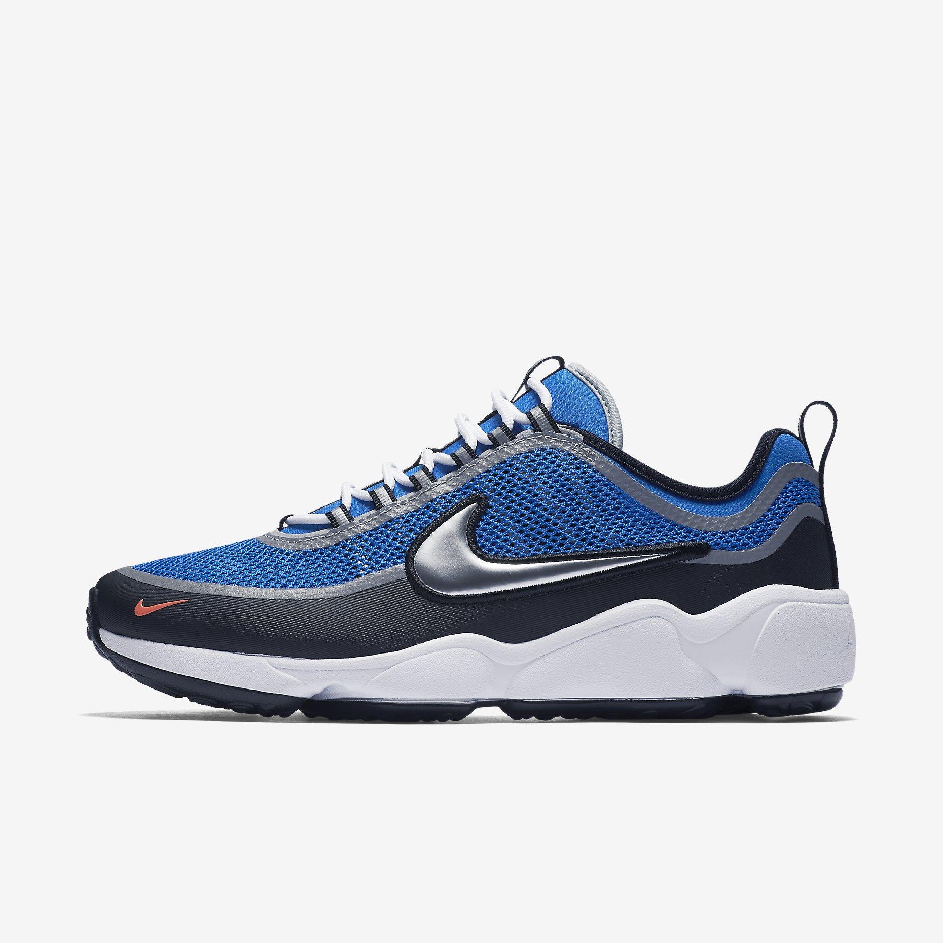 Nike Zoom Spiridon Ultra Regal Blue - Air 23