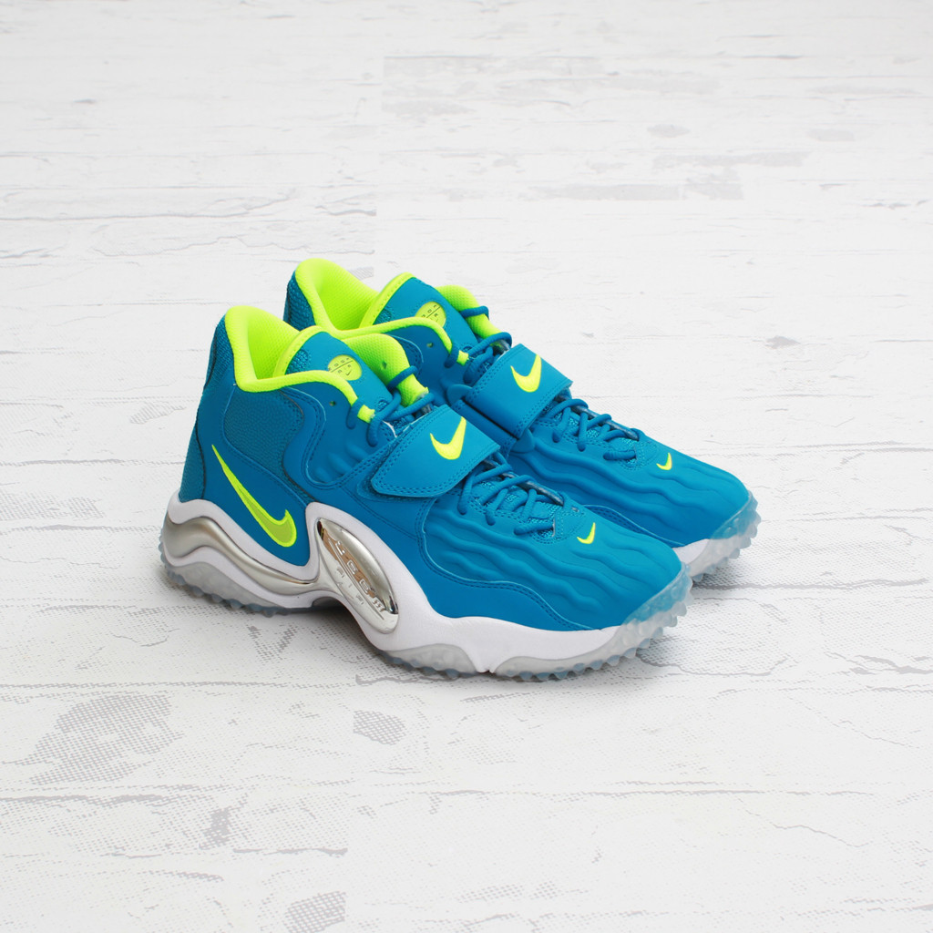 save up to 80% best price get new Nike Air Zoom Turf Jet 97 - Neo Turquoise/ Volt-White