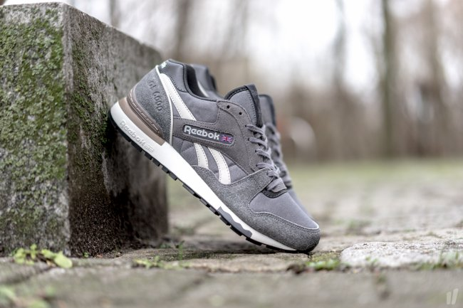 reebok gl 6000 nd shark coal sand stone