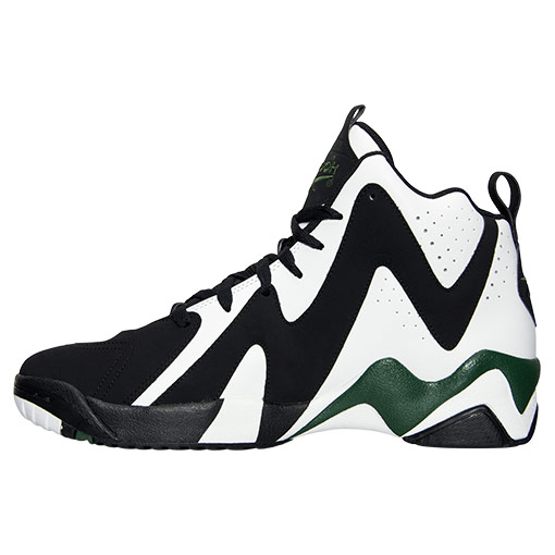 49a86bf15ccb3 Reebok Kamikaze II Mid Black   White Available Again - Air 23 - Air ...