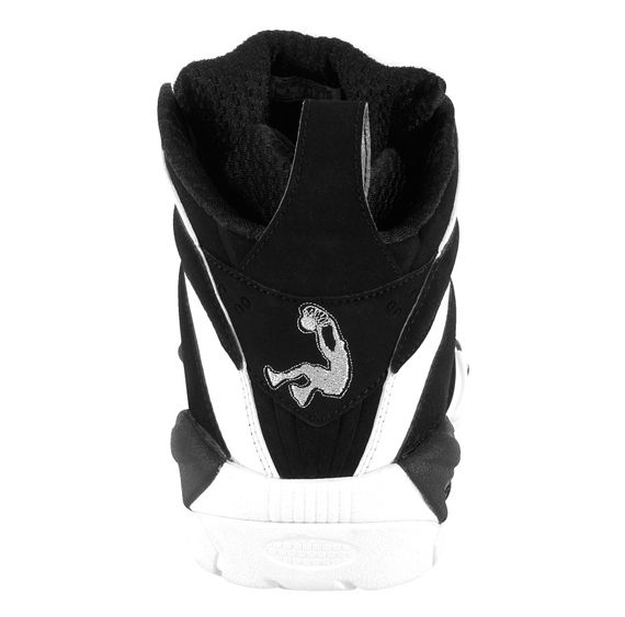 Men s Reebok Shaqnosis OG Black Retro Basketball Shoes Sneakers SZ 12  Excellent 8f2c7ce3b
