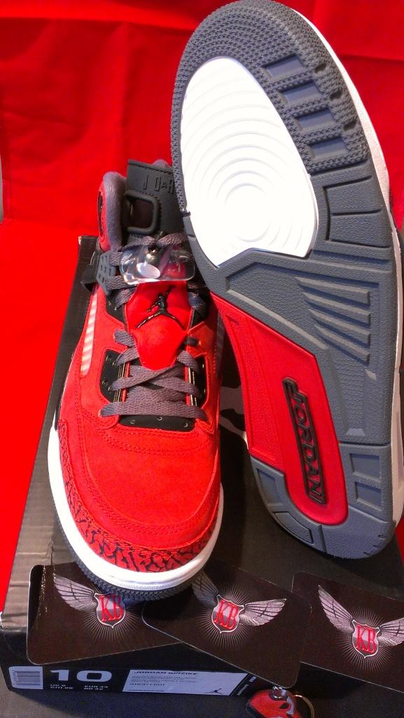 bccbb72e877 Jordan Spiz ike – Gym Red Black-Dark Grey-White – New Images