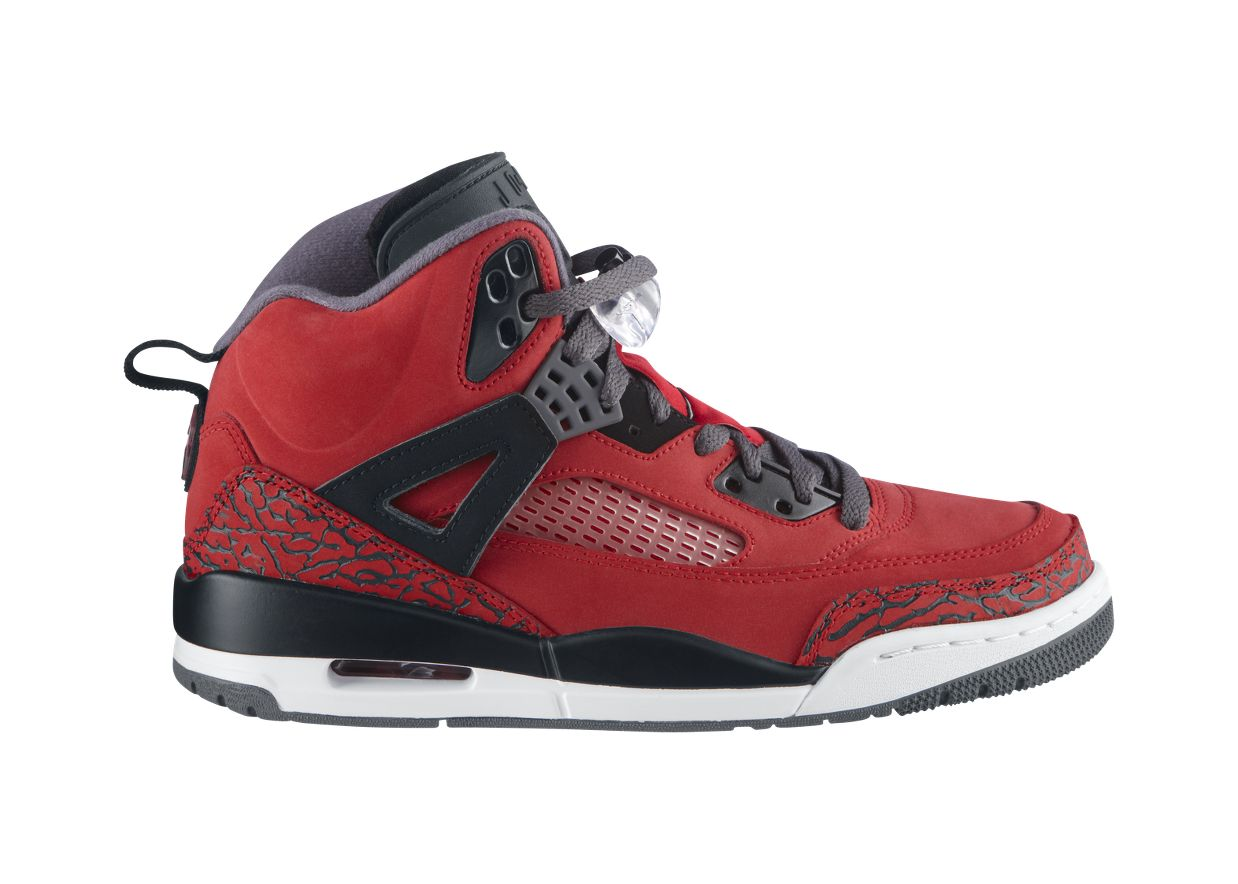 "separation shoes e62d0 65435 Jordan Spizike ""Gym Red"" Available Now"