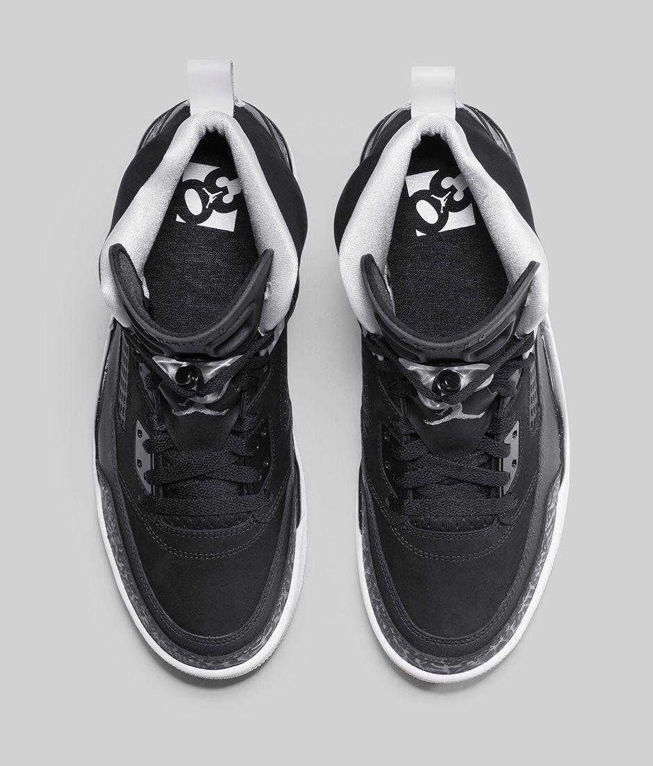 size 40 e3c14 c37c9 Jordan Spizike - Black   Cool Grey-Mist-White - Air 23 - Air Jordan Release  Dates, Foamposite, Air Max, and More