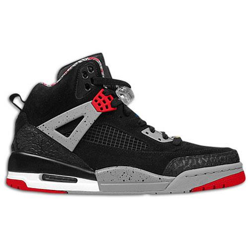 Air Jordan Spizike Black/Red-Cement Now Available - Air 23 ... Jordan Spizike Black And Red