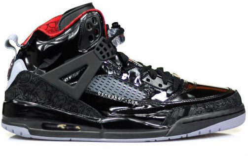 brand new 5e6d2 d37fd Air Jordan Spizike Color  Black Varsity Red-Stealth Style  315371-001