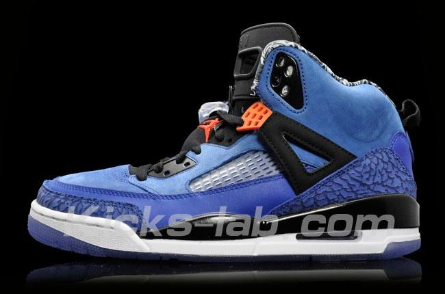new style b6723 d9bde Jordan Spiz ike Knicks – New Pics